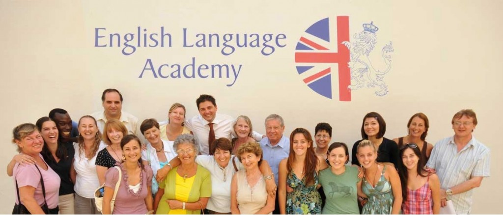 "Лагерь ""English Language Academy""."